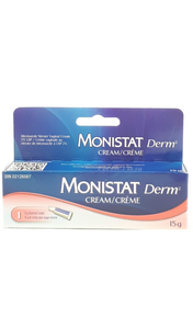Monistat Cream, 15 g - Green Valley Pharmacy Ottawa Canada