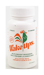 WakeUps, 200mg, 50 Tablets - Green Valley Pharmacy Ottawa Canada