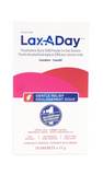 Lax-A-Day 10x17 g sackets - Green Valley Pharmacy Ottawa Canada