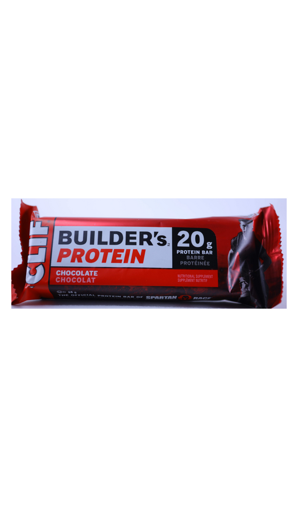 CLIF Builders Protein Bar, 20 g - Green Valley Pharmacy Ottawa Canada