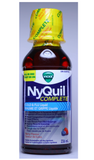 NyQuil Complete, Berry Flavor, 236 mL - Green Valley Pharmacy Ottawa Canada