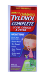 Tylenol Complete, Soothing Apple Flavor, 100 mL - Green Valley Pharmacy Ottawa Canada