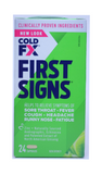 Cold FX First Signs, 24 Capsules - Green Valley Pharmacy Ottawa Canada