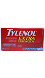 Tylenol Extra Strength, 100 Caplets - Green Valley Pharmacy Ottawa Canada
