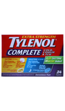 Tylenol Complete, Day & Night, 24 Caplets - Green Valley Pharmacy Ottawa Canada
