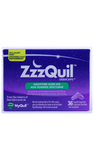 ZzzQuil Nighttime Sleep Aid, Capsules