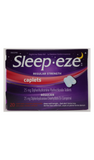 Sleep-eze, Regualr Strength, 20 Caplets - Green Valley Pharmacy Ottawa Canada