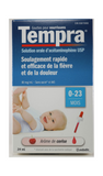 Tempra, Cherry Flavor, 24 mL - Green Valley Pharmacy Ottawa Canada