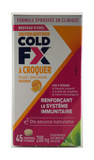 Cold FX Chewable, Orange Flavor, 45 Tablets - Green Valley Pharmacy Ottawa Canada