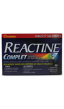 Reactine Complete, Sinus & Allergy, 10 Tablets - Green Valley Pharmacy Ottawa Canada
