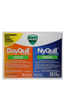 Vick's Dayquil/Nyquil, Sinus, 24 Capsules - Green Valley Pharmacy Ottawa Canada