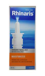 Rhinaris Nasal Mist, 30 mL - Green Valley Pharmacy Ottawa Canada