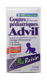 Advil, Pediatric Drops, 15 mL - Green Valley Pharmacy Ottawa Canada