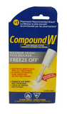 Compound W, Freeze Off Wart Remover, 12 Applications - Green Valley Pharmacy Ottawa Canada
