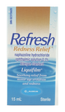 Refresh, Redness Relief, 15 mL - Green Valley Pharmacy Ottawa Canada