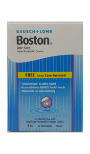 Boston, One-Step Cleaner, 5 mL - Green Valley Pharmacy Ottawa Canada