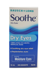 Bausch+Lomb Soothe, Dry Eyes, 15 mL - Green Valley Pharmacy Ottawa Canada