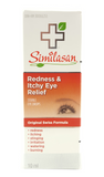 Similasan, Redness & Itchy Eye Relief, 10 mL - Green Valley Pharmacy Ottawa Canada