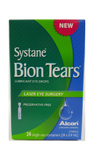 Systane Bion Tears, Eye Drops, 24 x 0.4 mL - Green Valley Pharmacy Ottawa Canada