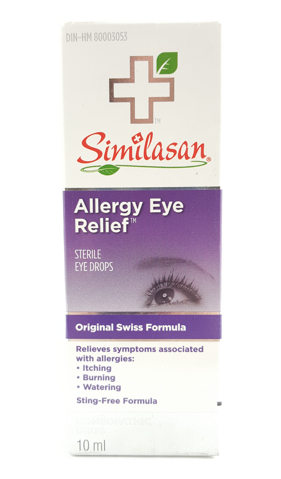 Similasan Allergy Relief, 10 mL