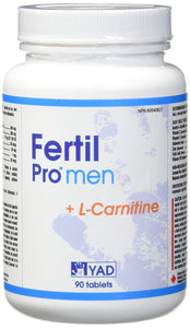 Fertil Pro Men (Fertilia Men), 90 Tablets - Green Valley Pharmacy Ottawa Canada