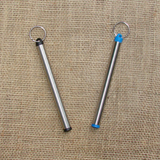 Telescopic Reusable Stainless Steel Straw