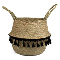 Foldable Seagrass Basket