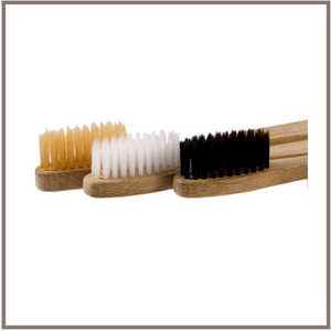 Bamboo Toothbrush - No Plastic or BPA
