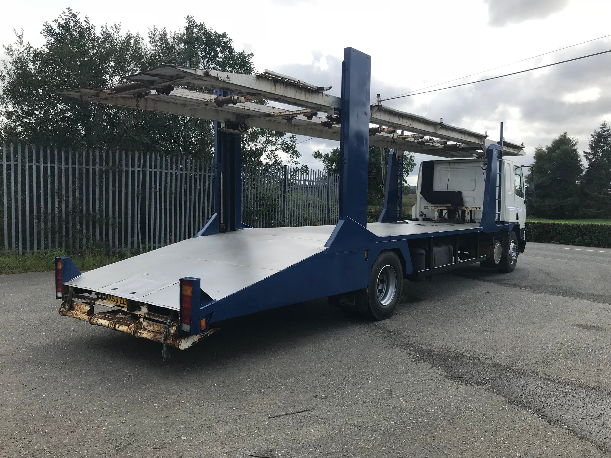 DAF CF FA 65 250 manual gearbox – MSM Commercials
