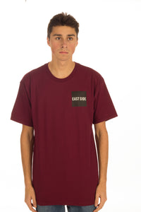 East Side Never Stop Box Tee