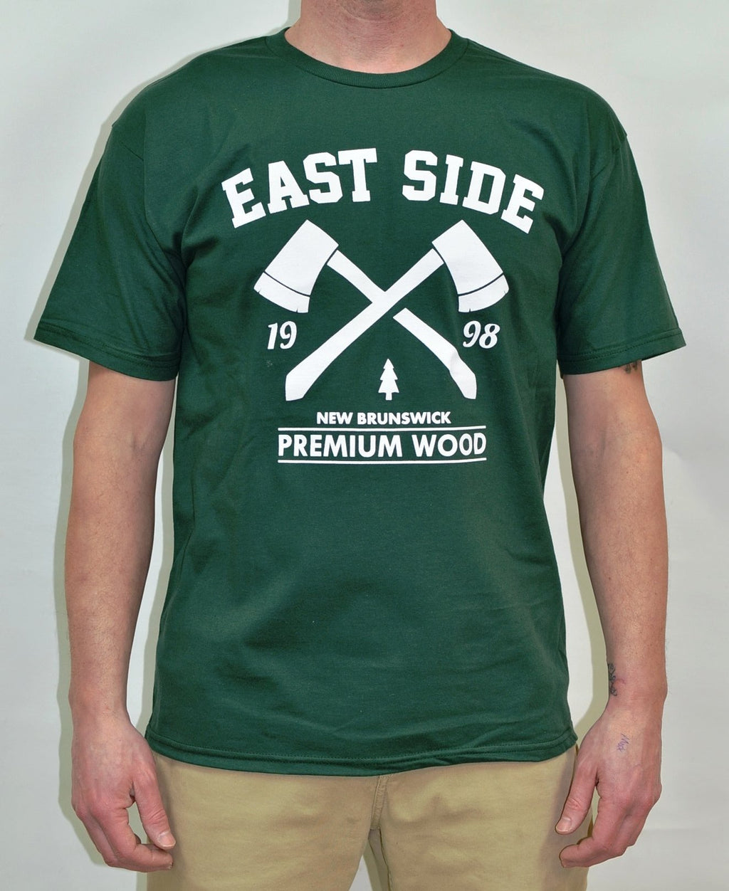 East Side Woodsman Tee