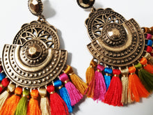 Mahabharata Earrings