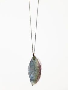 Foglia Necklace