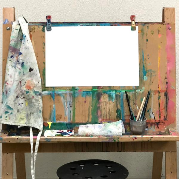 Mini-Monet Private Session: 1/8, 9am, Ages 3-6