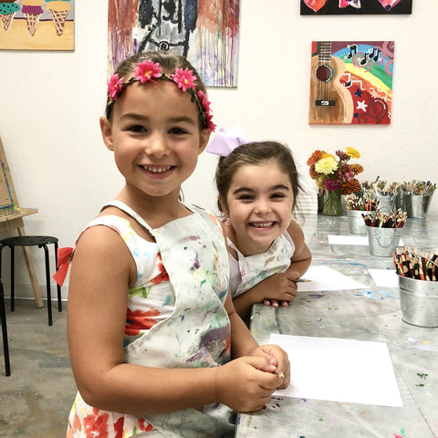 Mini-Monet Private Session: 1/22, 10am, Ages 3-6