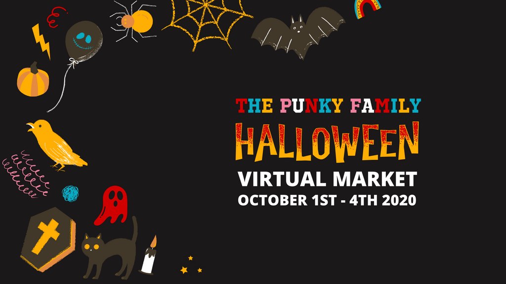 Our Halloween Virtual Market Independent Shops