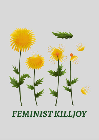 Feminist Killjoy Printable Wall Art