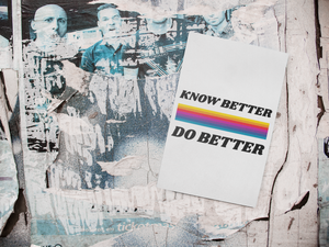 Know Better, Do Better *Download*