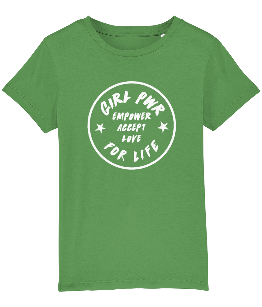 GIRL PWR Kids T Shirt