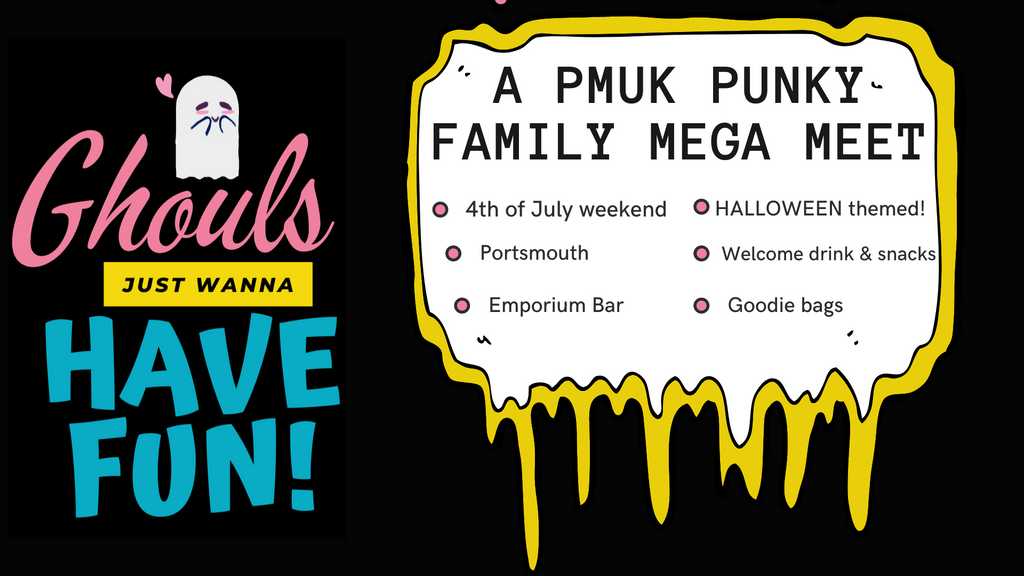 Ghouls Just Wanna Have Fun (PORTSMOUTH MEGA NIGHT OUT)