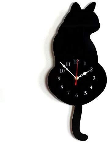 Artensky Cat Wall Clock