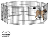 Foldable Metal Exercise Playpen