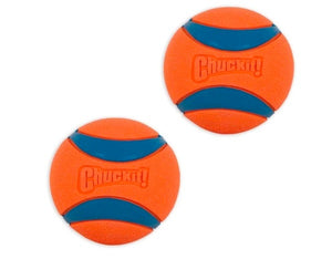 Doggy Fetch Ultra Balls - 2 Pack