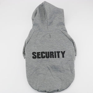 Security Cat Clothing