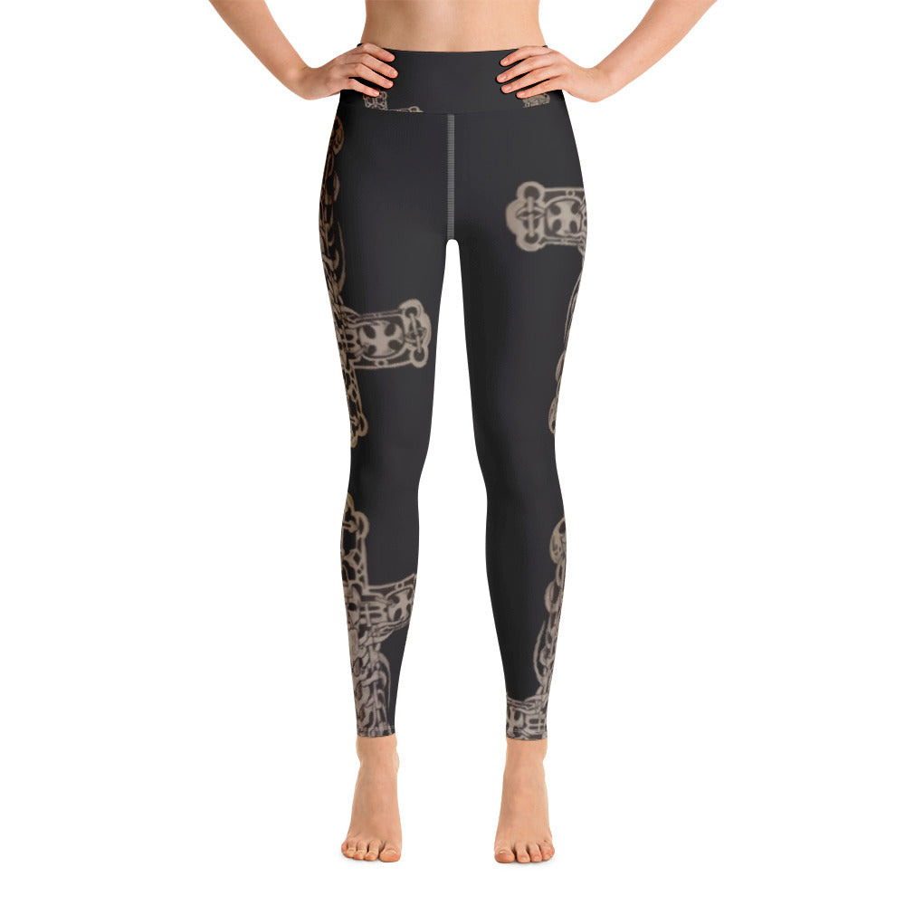 Cross Yoga Leggings