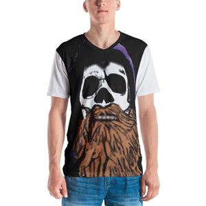 Hooded skull Men's T-shirt