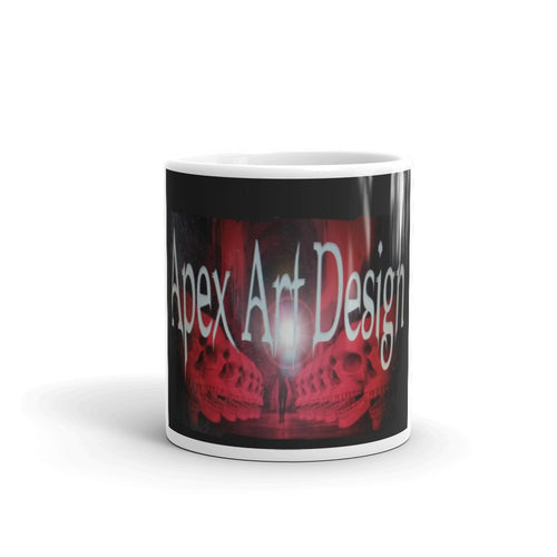 Apex art design Mug
