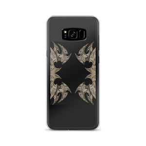 Tribal skulls  Samsung Case