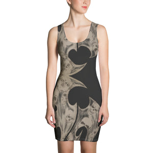 Tribal skulls Sublimation Cut & Sew Dress