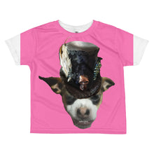 Pink pixie All-over kids sublimation T-shirt